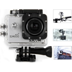 SJCAM SJ4000 WiFi IP68 Waterproof 1080P FHD 1.5 Inch LCD Car DVR Action Camera Sport DV with Car Charger and Bracket found on Bargain Bro India from gearbest for $81.49
