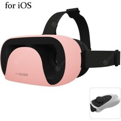 Baofeng Mojing D 3D VR Glasses Virtual Reality Headset with Controller Distance for iOS