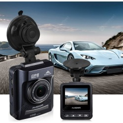 AUSDOM A261 2K UHD 1296P Car DVR Built-in GPS