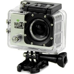 SJ6000 1080P 30fps Full HD WiFi Action Camera found on Bargain Bro India from gearbest for $46.89