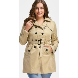 Plus Size Coat