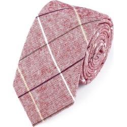 Pattern Cotton Necktie