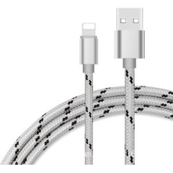 For iPhone Lightning Cable to USB Cable Gold Cord -Sync apple iOS iPhone Charging Charger Cable For iPhone 7/SE/6s/6/ 5/