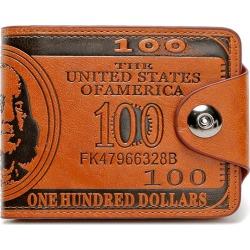 Dollar Wallet Men's Short Wallet Purse
