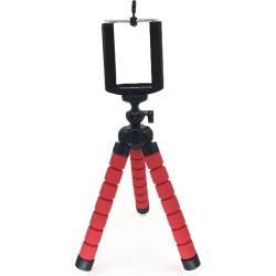 Universal Compact Tripod Stand Flexible Octopus Phone Camera Selfie Stick Tripod Mount for Smartphone/Digital Camera