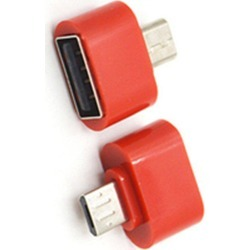 New and High Quality Micro USB to USB2.0 OTG Expansion Adapter For Cell Phone Android Interface
