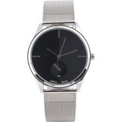 Quartz Watch with Steel Watchband