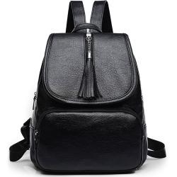 d239144f5def Tassel Middle-aged Wild Fashion Large-capacity Travel Shoulder Bag found on  Bargain Bro