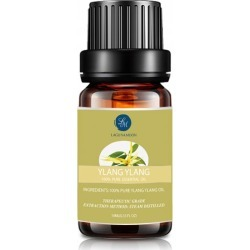 Therapeutic Natural Ylang Ylang Essential Oil