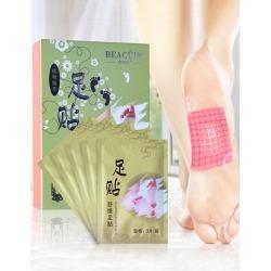 Natural Bamboo Vinegar Essence Detox Foot Patch
