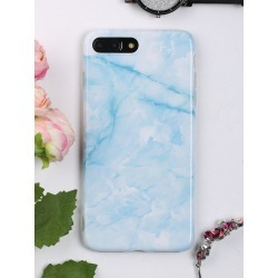 Marble Pattern Soft Protective Mobile Phone Case For Iphone