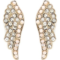 Rhinestone Angel Wings Earrings found on Bargain Bro Philippines from zaful for $0.94
