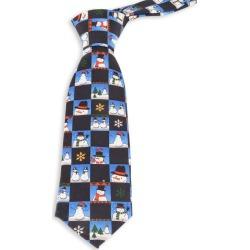 Pattern Novelty Christmas Necktie