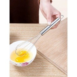 Stainless Steel Kitchen Egg Beater