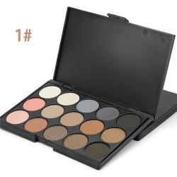 Shimmer Matte Powder Eyeshadow Palette