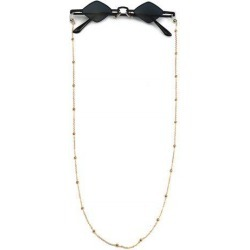 Beads Rope Chain Vintage Rhombus Sunglasses