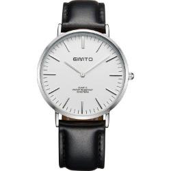 Vintage PU Leather Quartz Wrist Watch