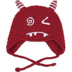 Baby Hat Cartoon Knitting Baby Accessory