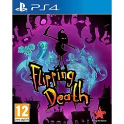 Flipping Death (PS4) found on Bargain Bro UK from Go2Games.com
