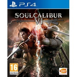 Soul Calibur VI (PS4) found on Bargain Bro UK from Go2Games.com