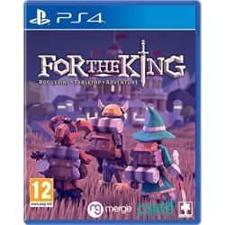 For The King (PS4) found on Bargain Bro UK from Go2Games.com