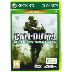 Call of Duty: Modern Warfare - Classics (Xbox 360) found on Bargain Bro UK from Go2Games.com