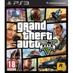 Grand Theft Auto V (PS3) found on Bargain Bro UK from Go2Games.com