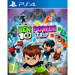 Ben 10 Power Trip (PS4) found on Bargain Bro UK from Go2Games.com