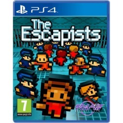 The Escapists (PS4) found on Bargain Bro UK from Go2Games.com