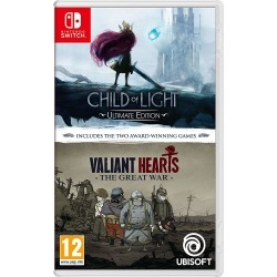 Child Of Light + Valiant Hearts Double Pack (Nintendo Switch)