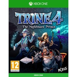 Trine 4: The Nightmare Prince (Xbox One) found on Bargain Bro UK from G2G Limited - Go 2 Games