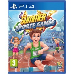 Summer Sports Games (PS4) found on Bargain Bro UK from Go2Games.com