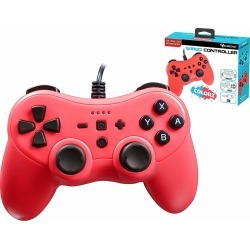Nintendo Switch Wired Red Switch Controller