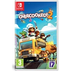 Overcooked 2 (Nintendo Switch) found on Bargain Bro UK from Go2Games.com