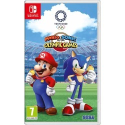 Mario and Sonic at the Olympic Games Tokyo 2020 (Nintendo Switch)