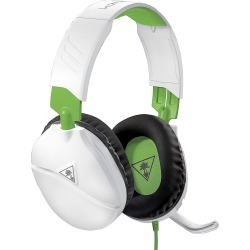 Turtle Beach Recon 70X White Gaming Headset (Xbox One/PS4/PC/Nintendo Switch)