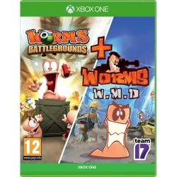 Worms Battleground and Worms WMD (Xbox One) found on Bargain Bro UK from Go2Games.com