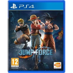 Jump Force (PS4) found on Bargain Bro UK from Go2Games.com
