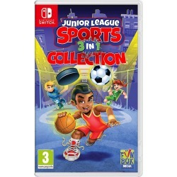 Junior League Sports 3-in-1 Collection (Nintendo Switch) found on Bargain Bro UK from Go2Games.com