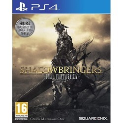 FF XIV Shadowbringers Standard (PS4) found on Bargain Bro UK from Go2Games.com