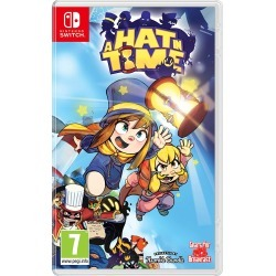 A Hat In Time (Nintendo Switch) found on Bargain Bro UK from G2G Limited - Go 2 Games