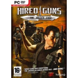 Hired Guns The Jagged Edge (PC)