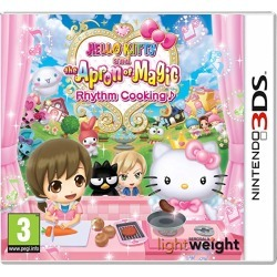 Hello Kitty Apron Of Magic (Nintendo 3DS) found on Bargain Bro UK from G2G Limited - Go 2 Games