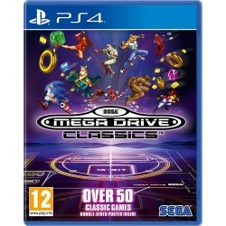 SEGA MegaDrive Classics (PS4) found on Bargain Bro UK from Go2Games.com