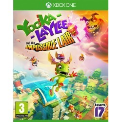 Yooka Laylee and The Impossible Lair (Xbox One) found on Bargain Bro UK from Go2Games.com