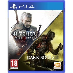 The Witcher 3 & Dark Souls 3 Double Pack (PS4) found on Bargain Bro UK from Go2Games.com