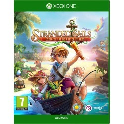 Stranded Sails (Xbox One) found on Bargain Bro UK from G2G Limited - Go 2 Games