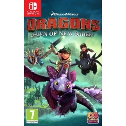 Dragons Dawn Of New Riders (Nintendo Switch) found on Bargain Bro UK from G2G Limited - Go 2 Games