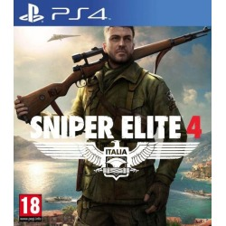 Sniper Elite 4 (PS4) found on Bargain Bro UK from Go2Games.com
