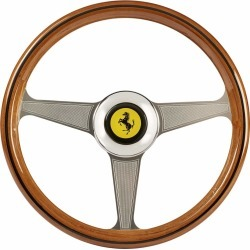 Thrustmaster Ferrari 250 GTO Wheel 55th Anniversary Add-On (PC) found on Bargain Bro UK from G2G Limited - Go 2 Games
